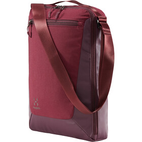 Haglöfs Ånga Shoulder Bag Large aubergine
